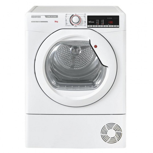 Hoover HLXV9TG 9kg Vented Tumble Dryer - White - C Energy Rated 9kg Vented Tumble Dryer - White - C Energy Rated
