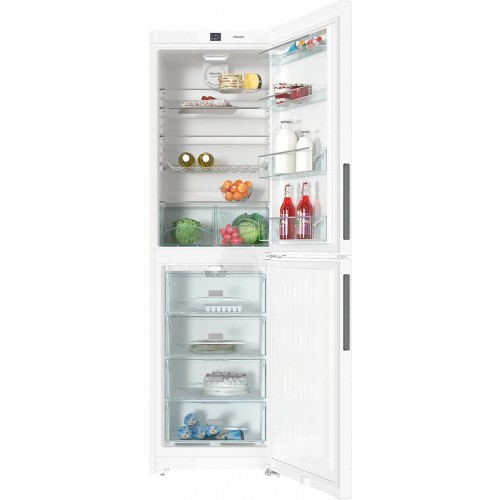 Miele KFN28132 white Freestanding fridge-freezer