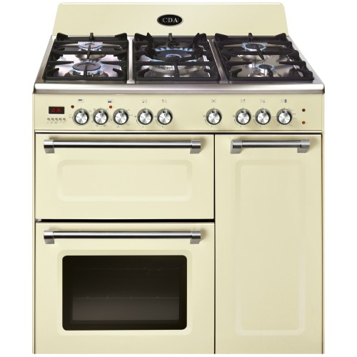 CDA RVC931CM 90cm triple cavity dual fuel range cooker****2 LEFT AT THIS PRICE****