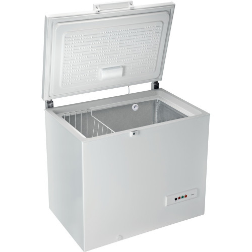 Fridgemaster MCF198 80.2cm Chest Freezer (perfect for garages and outbuildings)