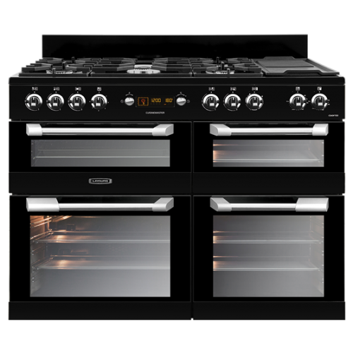 Leisure CUISINEMASTER CS110F722K 110cm dual fuel BLACK****CALL TODAY FOR OUR LOW PRICE!****