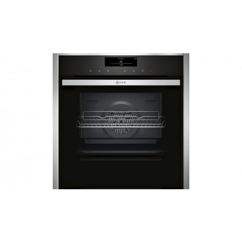 Neff Full Steam combination oven B48FT78N0B****ex- display clearance****
