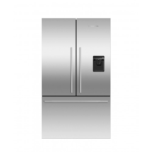 Fisher & Paykel  RF540ADUX5  American Style Fridge freezer with Ice & Water
